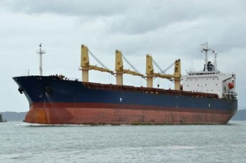 1997 Bulkcarrier General Cargo Vessel