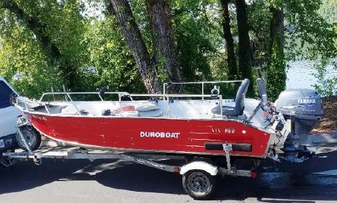 2005 Duroboat 16w
