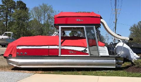 2018 TAHOE Cascade Platinum Funship Entertainer - 25'