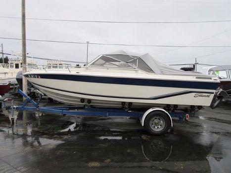1991 Seaswirl 202 Striper