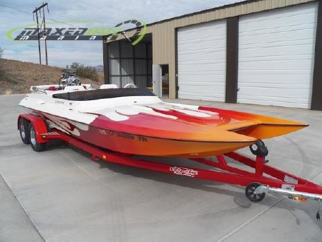 2002 Eliminator Boats 21 Daytona