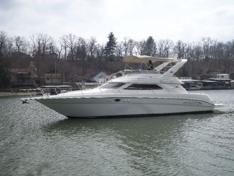 2004 Sea Ray 450 Express Bridge