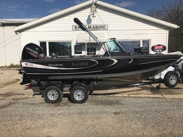 2017 Lowe 1810 Fish and Ski