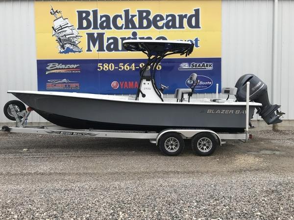 Blackbeard Hustler Boat