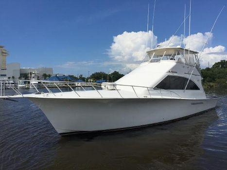 2000 Ocean Sportfish 1300 Mann upgrades