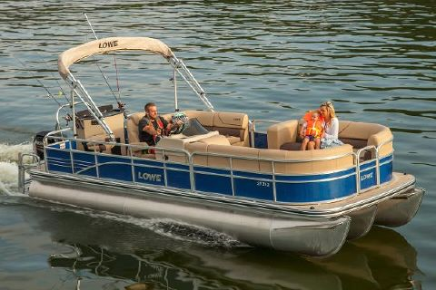 2017 Lowe SF232 Sport Fish Manufacturer Provided Image
