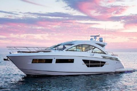 2018 Cruisers Yachts 60 Cantius Manufacturer Provided Image