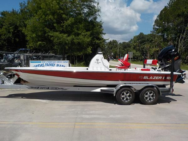 2016 Blazer Boats 675 Ultimate