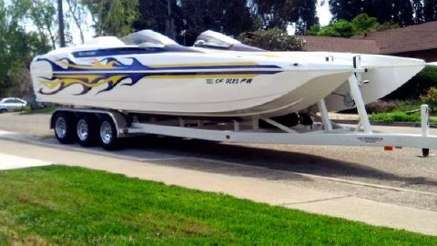 2003 Eliminator Boats Daytona
