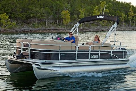 2017 Lowe SF212 Sport Fish Manufacturer Provided Image