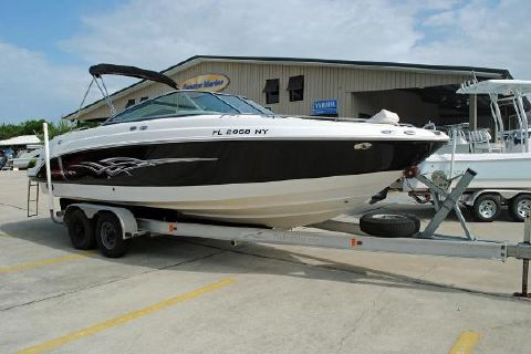 2008 Chaparral 256 SSi Chaparral 256 SSi- hull view