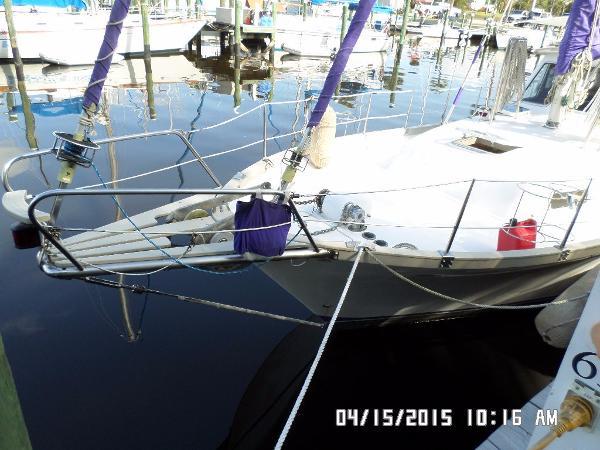 1984 Nauticat Double Headsail Ketch