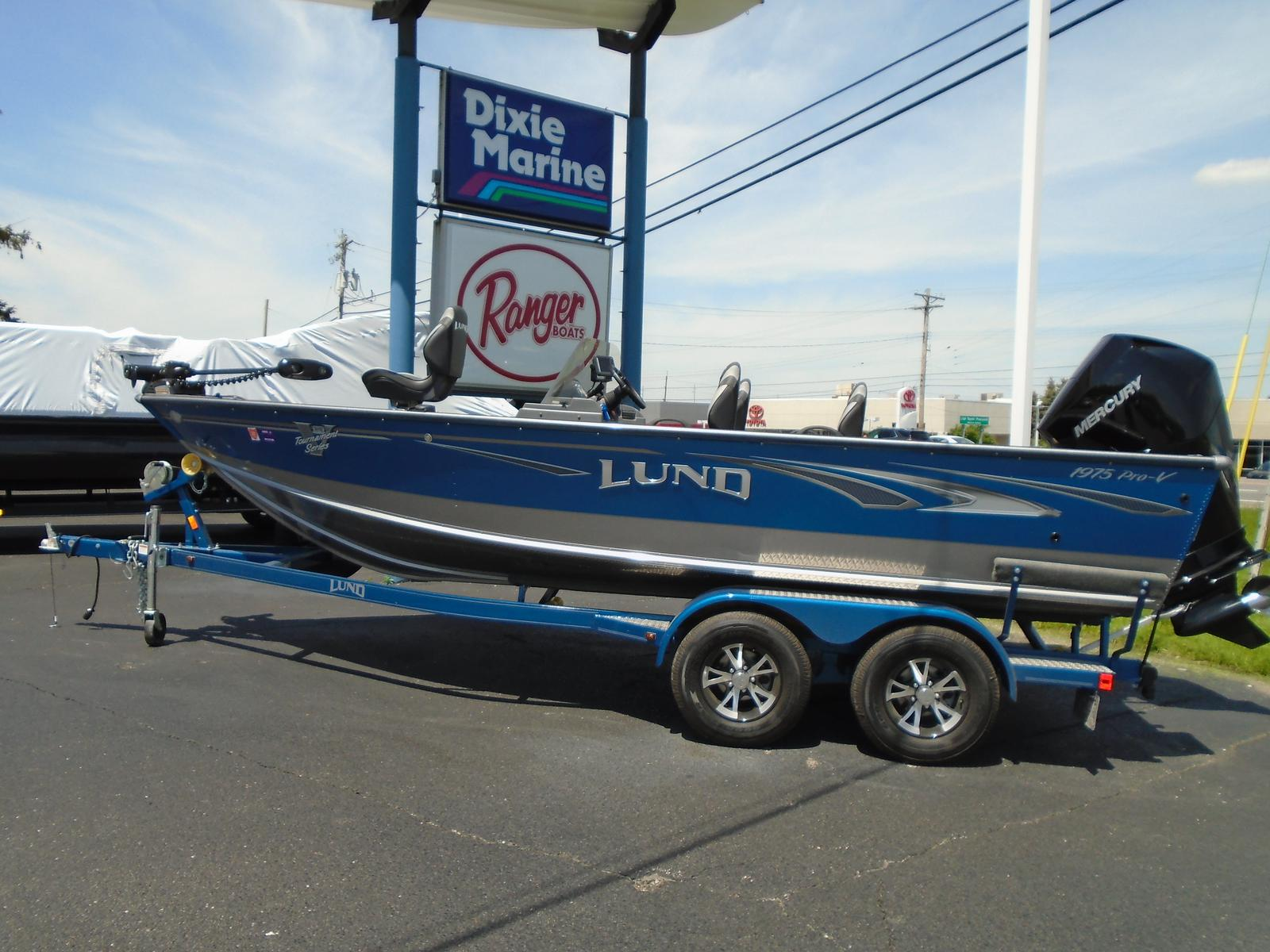 Lund 197 Pro V New And Used Boats For Sale