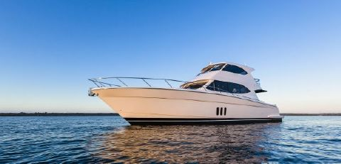 2016 Maritimo M58 Manufacturer Provided Image: Maritimo M58