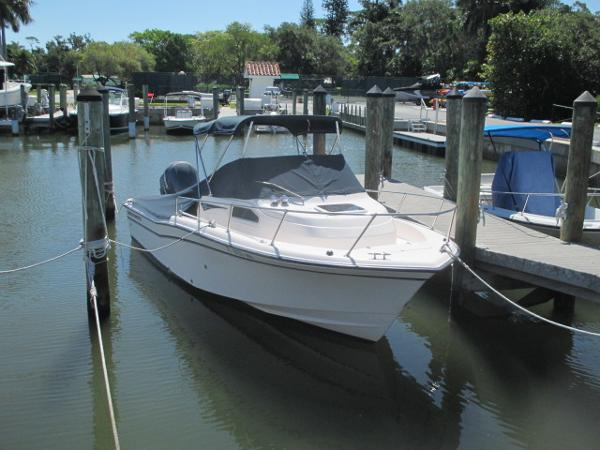 Check out this 2004 GRADY - WHITE 228 G on Boattrader com