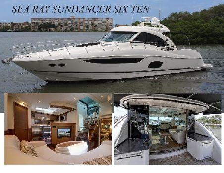 2013 Sea Ray 610 Sundancer 2013 Sea Ray 610