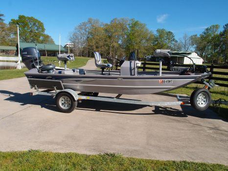 2012 G3 Boats 1656 CCJ Deluxe