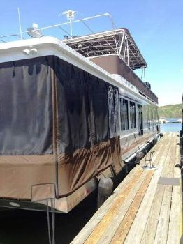 2012 Sunstar 16x66 Houseboat