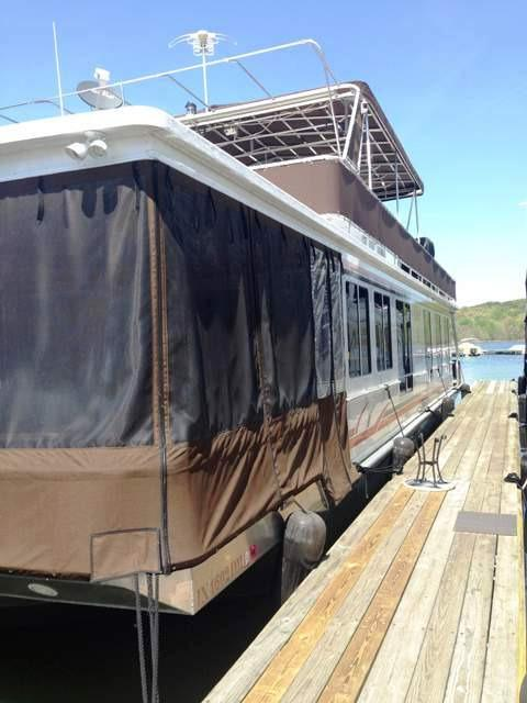 2012 Sunstar 16x66 Houseboat