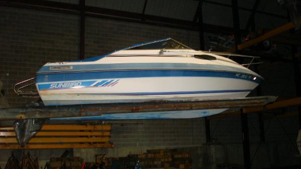 1990 Sunbird 195