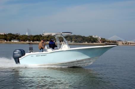 2016 Key West Boats, Inc 244CC