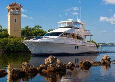 2013 Hatteras 60 Motor Yacht