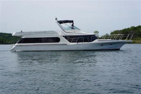 1991 Bluewater Yachts 55