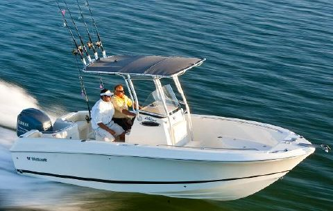 2016 Wellcraft 220 Fisherman Manufacturer Provided Image