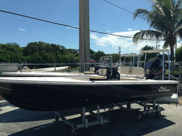 2013 Sea Chaser 180 FS