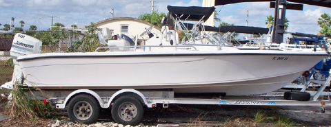2001 Carolina Skiff Sea Chaser 21