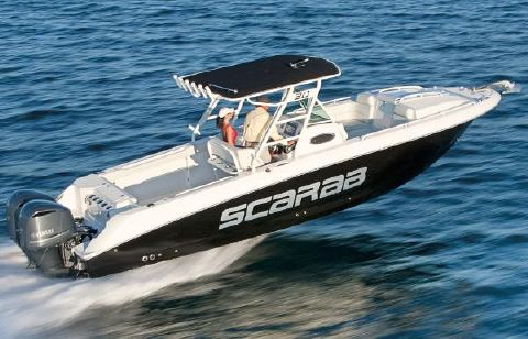 2017 Wellcraft 30 Scarab Offshore Sport Manufacturer Provided Image
