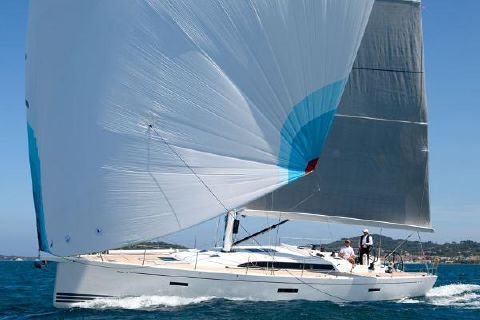 2017 X - Yachts Xp 50 Manufacturer Provided Image