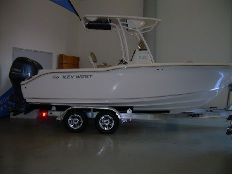 2017 Key West Boats, Inc 244CC