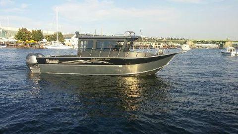 2015 Raider Sea Raider 2696 Cuddy