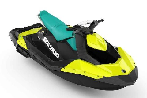 2019 Sea-Doo Spark 3up Manufacturer Provided Image