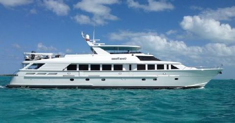 1996 Hatteras Raised Pilothouse MY 114' Hatteras Motor Yacht