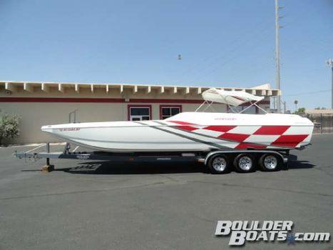 2000 Eliminator Boats 28 Daytona LP