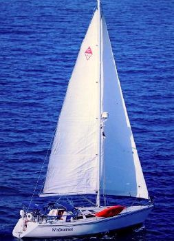 1991 Catalina Sloop
