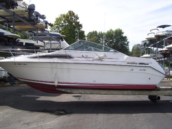 1989 Sea Ray 268 Sundancer 7.4L