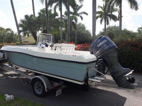 2008 Angler Boats 183f