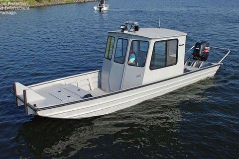 2018 SeaArk 2472 Workhorse Manufacturer Provided Image