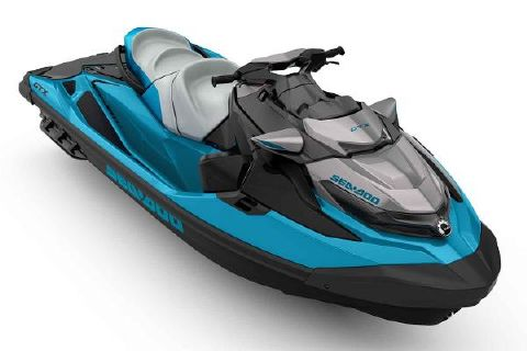 2018 Sea-Doo GTX 155 Manufacturer Provided Image