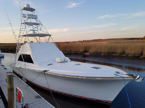 1982 Ocean Yachts 55 Super Sport Profile