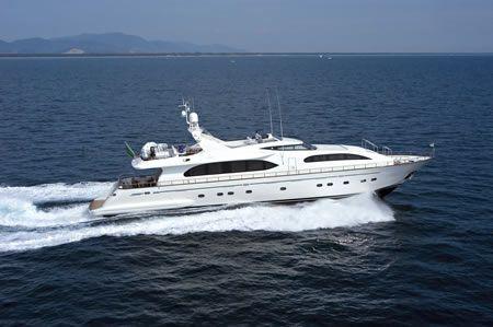 2006 Falcon Motor Yacht