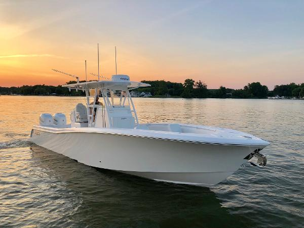2018 Invincible 33 Open Fisherman Invincible 33 Open Fisherman