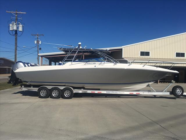 2007 Fountain 38 Luxury Edition