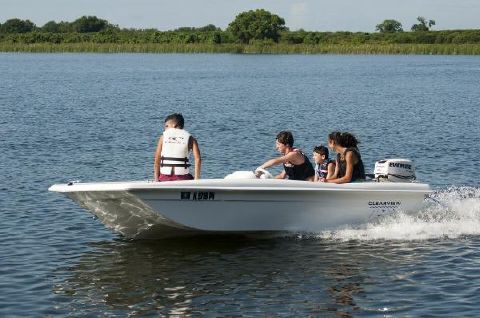 2017 Spectre 15 Skiff Glassbottom