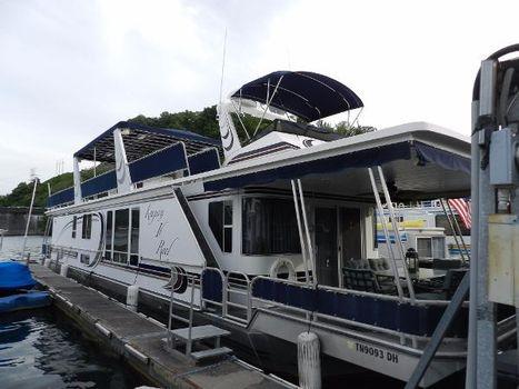 2003 Sunstar 16' x 73' Houseboat