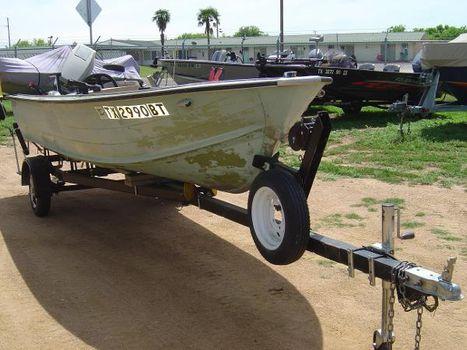 1968 Starcraft FISHING BOAT