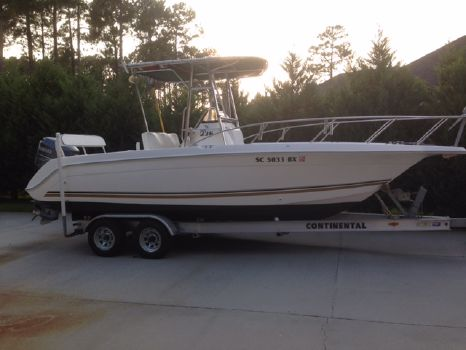 1996 Wellcraft Fishman 223
